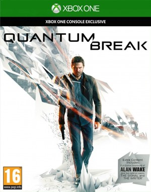 Cover Quantum Break