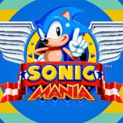 Cover Sonic Mania