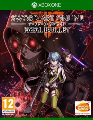 Cover Sword Art Online: Fatal Bullet