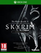 Cover The Elder Scrolls V: Skyrim Special Edition