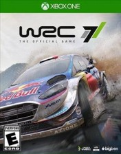 Cover WRC 7