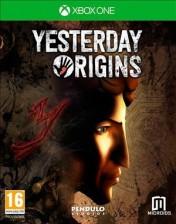 Cover Yesterday Origins