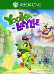 Cover Yooka-Laylee