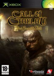 Cover Call of Cthulhu: Dark Corners of the Earth