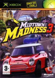 Cover Midtown Madness 3