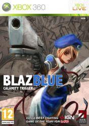 Cover BlazBlue: Calamity Trigger