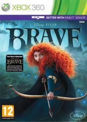 Cover Brave: The Video Game