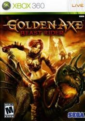 Cover Golden Axe: Beast Rider