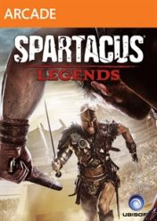 Cover Spartacus Legends