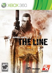 Cover Spec Ops: The Line