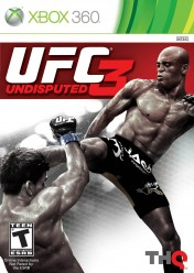 Cover UFC Undisputed 3