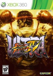 Cover Ultra Street Fighter IV