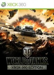 Cover World of Tanks: Xbox 360 Edition