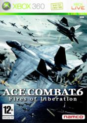Cover Ace Combat 6: Fires of Liberation