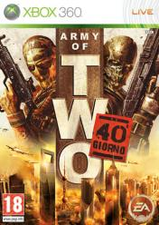 Cover Army of Two: The 40th Day