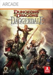 Cover Dungeons & Dragons Daggerdale