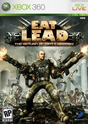 Cover Eat Lead: The Return of Matt Hazard