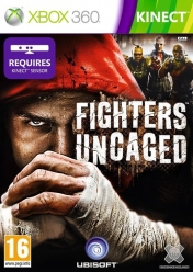 Cover Fighters Uncaged