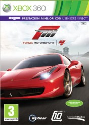 Cover Forza Motorsport 4
