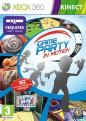 Cover Game Party: In Motion