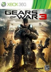 Cover Gears of War 3