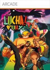 Cover Lucha Fury