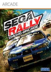 Cover SEGA Rally Online Arcade