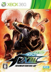 Cover The King of Fighters XIII
