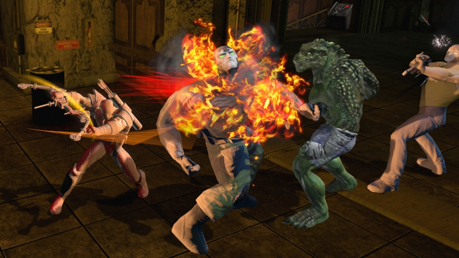Immagine DC Universe Online in video