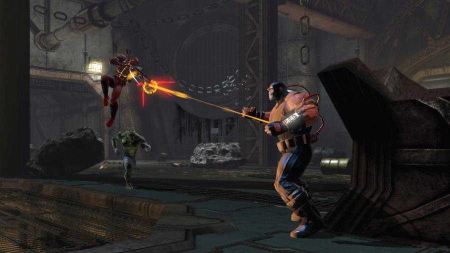 Immagine DC Universe Online ha una data di uscita...