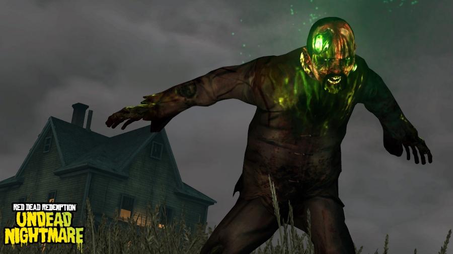 Trailer ufficiale per RDR Undead Nightmare