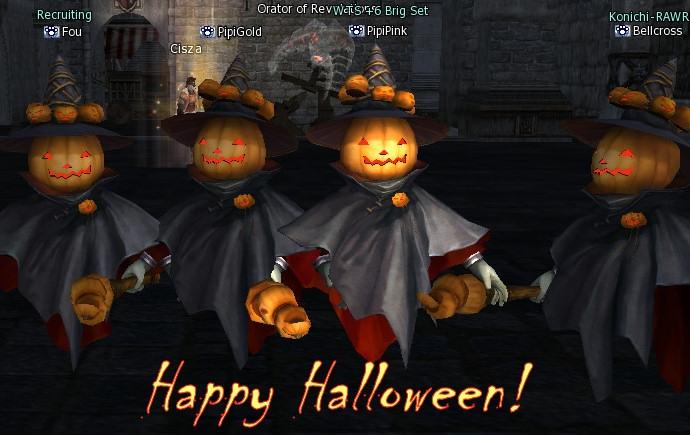 Halloween con NCsoft, una marea di eventi speciali