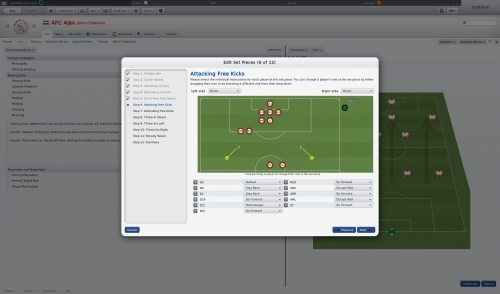 Online la demo di Football Manager 2011