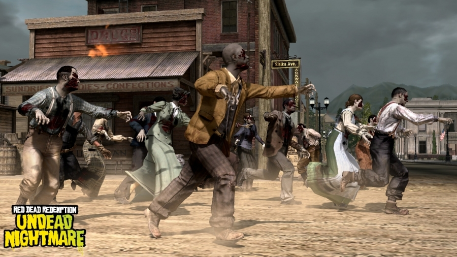 Nuova patch per Red Dead Redemption