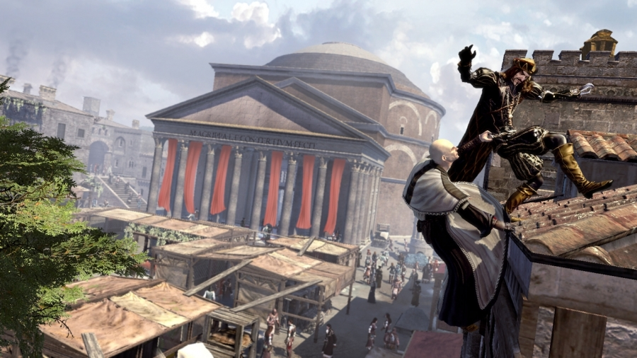 Assassin's Creed Brotherhood si appresta ad arrivare su PC