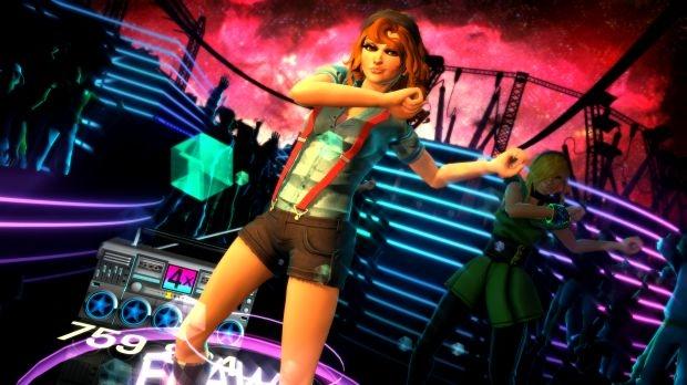 Immagine Un giro dietro le quinte di Dance Central 2