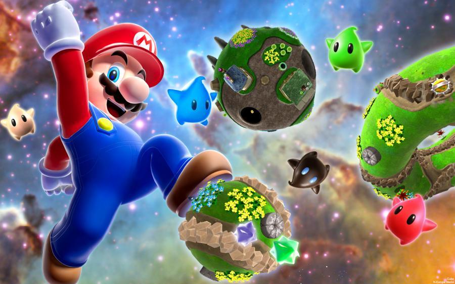 Record di vendite per Super Mario Galaxy 2