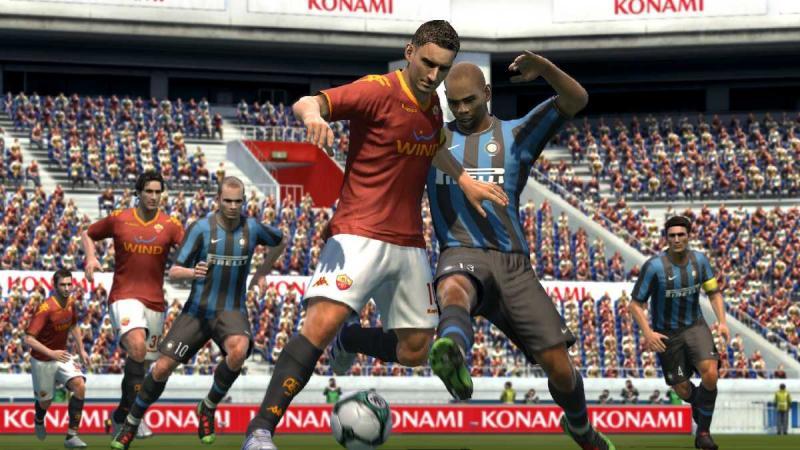 Prima patch per PES 2011