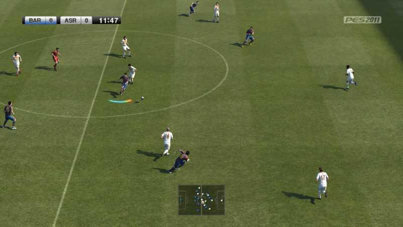 Disponibile una patch per Pro Evolution Soccer 2011
