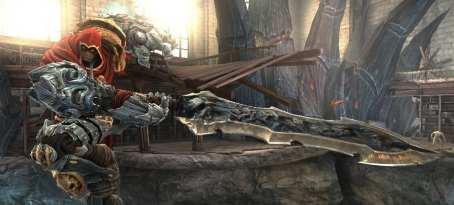 Immagine Darksiders per PC uscirà in ritardo
