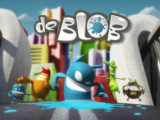 deBlob 2: è ufficiale!