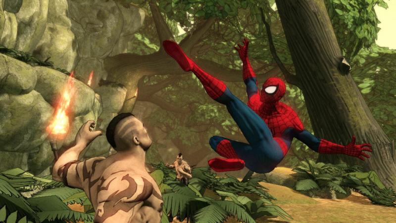 Annunciato Spider-man: Edge of Time