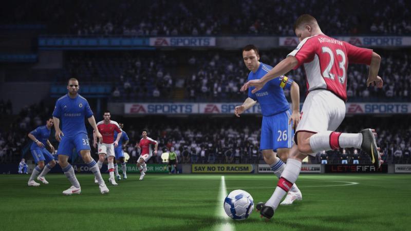Resa nota la data di rilascio per FIFA 11