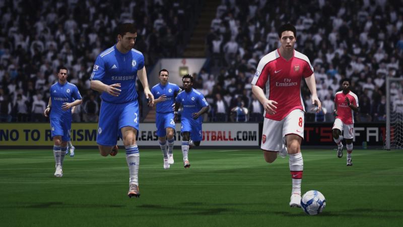 FIFA 11 dice no ai sensori di movimento