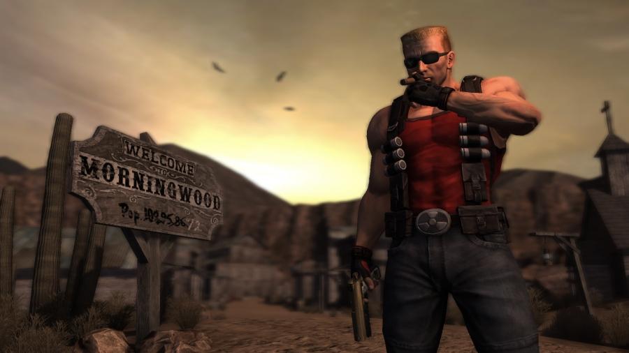 Screenshot Duke Nukem Forver - Welcome to Morningwood