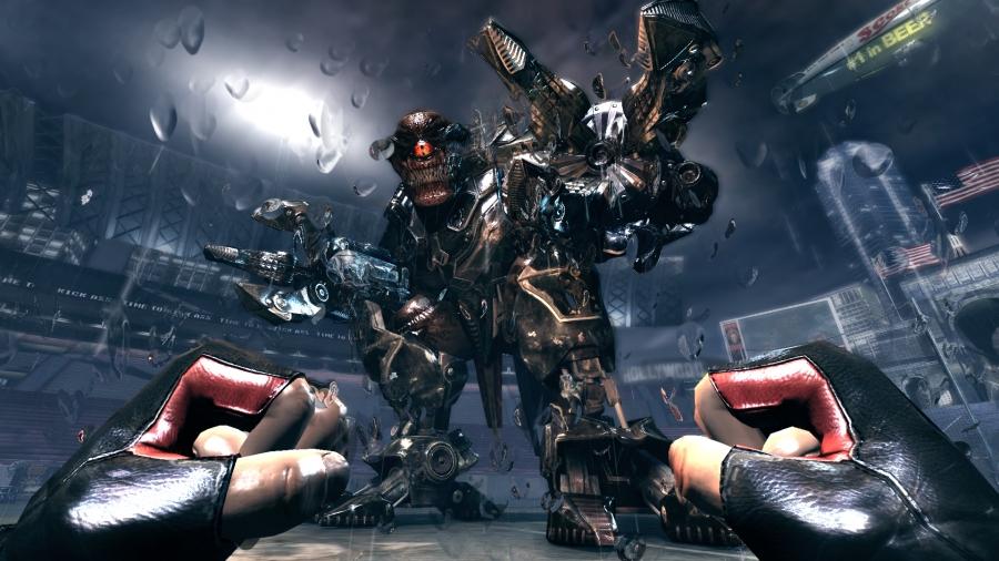 Screenshot Duke Nukem Forver - Cycloid