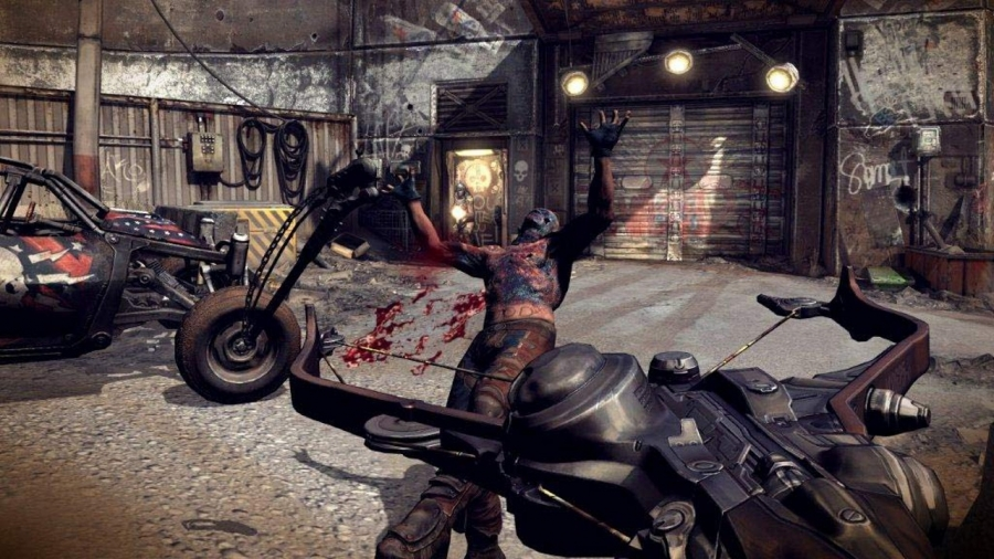 Rage, l'FPS di id Software che punta in alto