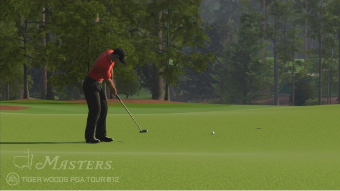Tiger Woods PGA Tour arriva a 12 con The Masters