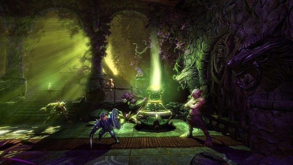 Immagine Trine 2, nuova modalità in video