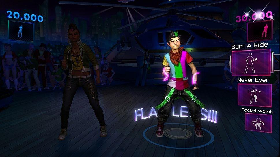 Immagine Il nuovo spot di Dance Central 2 prende in giro il Wii